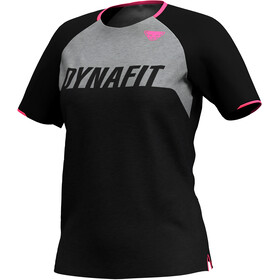 Dynafit Ride Camiseta Manga Corta Mujer, black out